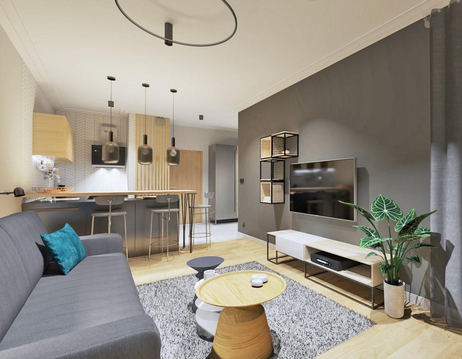 Apartament nawynajem – Poznań
